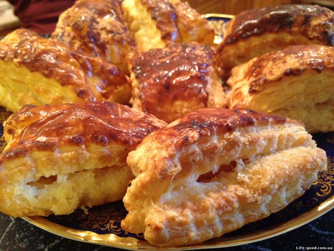 Армянские блюда из тестаы