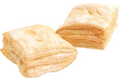 Слоеное дрожжевое и без дрожжевое тесто