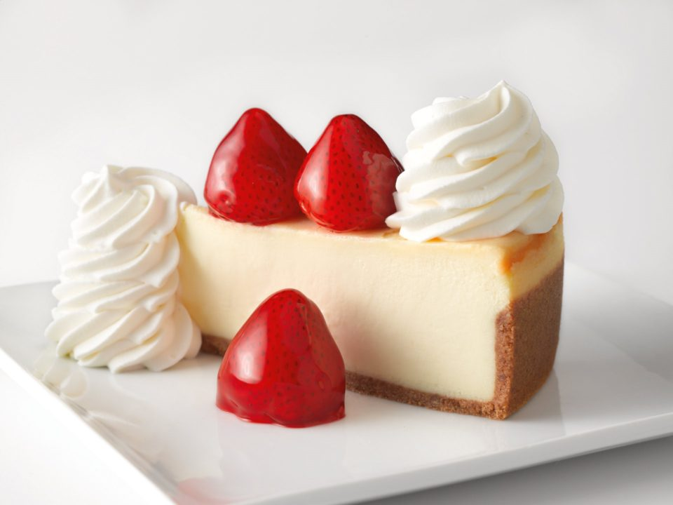 a brief history of the cheesecake