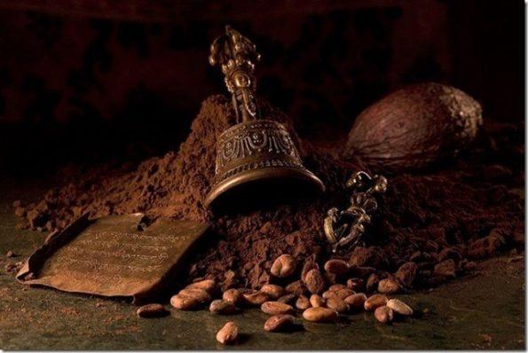 Красивая картинка с шоколадом 2