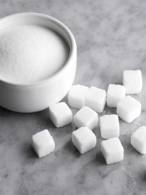 Обидели сахар