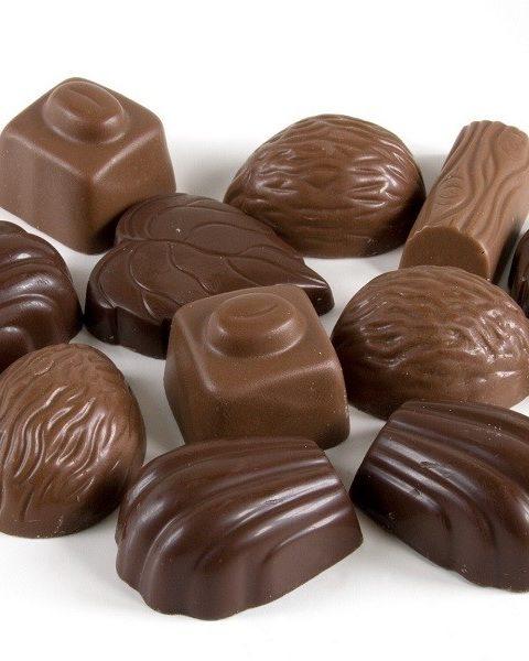 Классификация и виды шоколада и шоколадных изделий