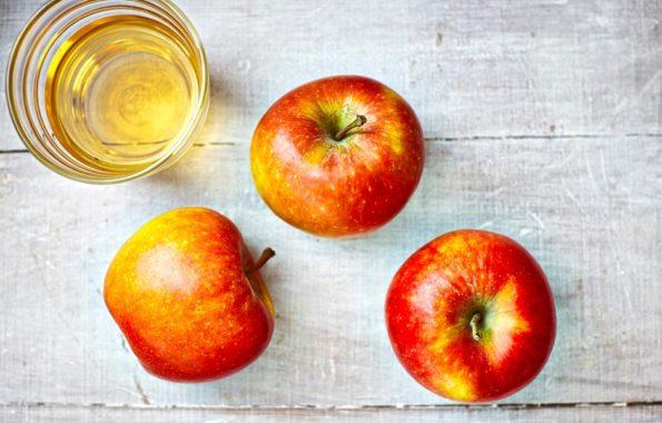 «Твисты» с яблоком и корицей