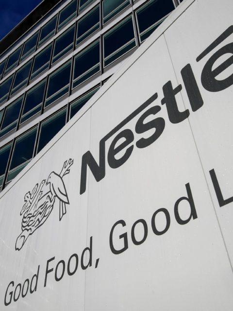 Шоколад «Nestle»