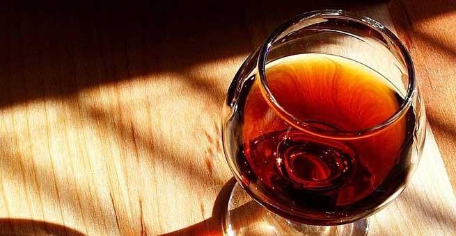 Применение алкоголя в выпечке