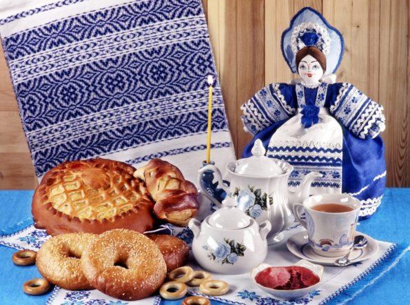 Русское печенье