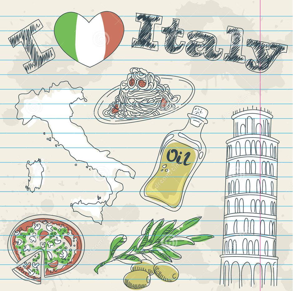 Итальянская история