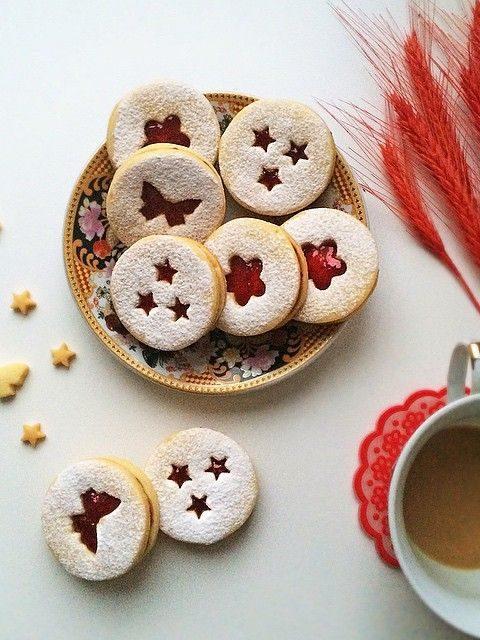 Линцерское печенье (рецепт)