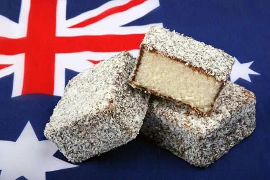 Австралийское печенье