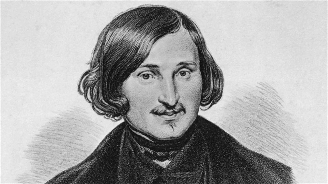 Николай Васильевич Гоголь и Галушки