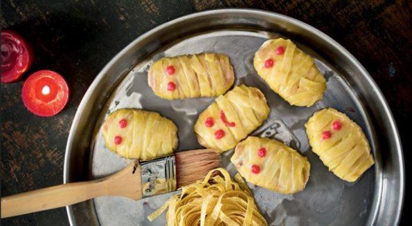 Печенья-мумии