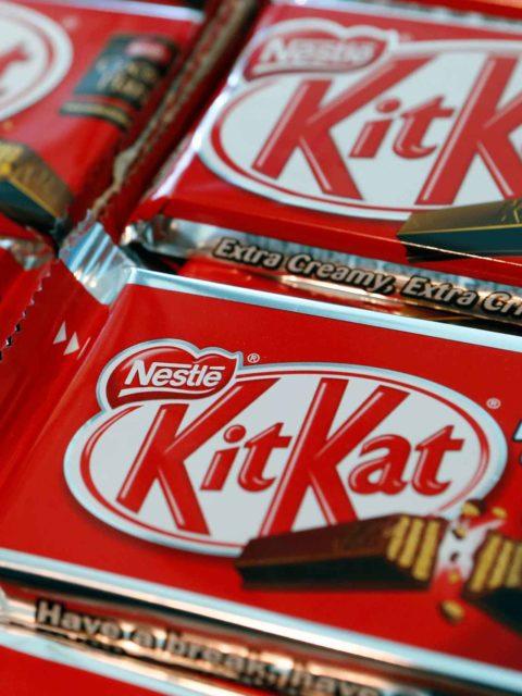 Kit Kat история и факты