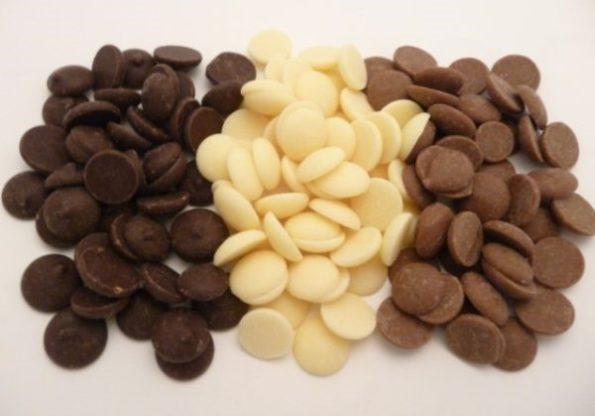 Изготовление шоколадных украшений