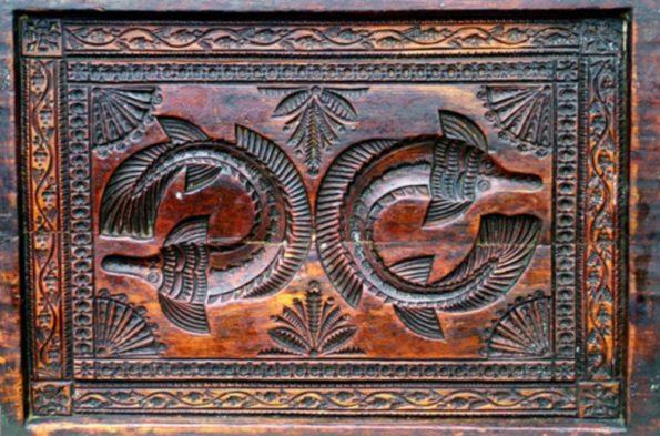 История пряничной доски, или печатный пряник