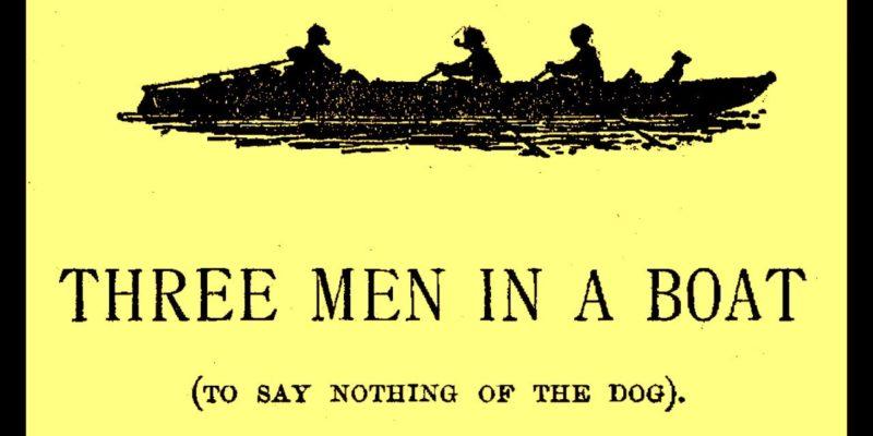 Джером К. Джером Трое в лодке не считая собаки