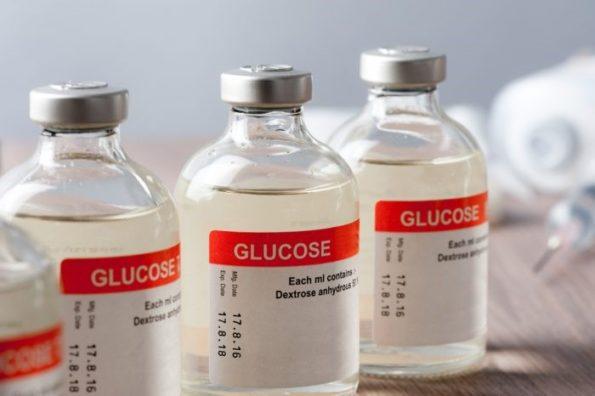 Верный друг глюкоза
