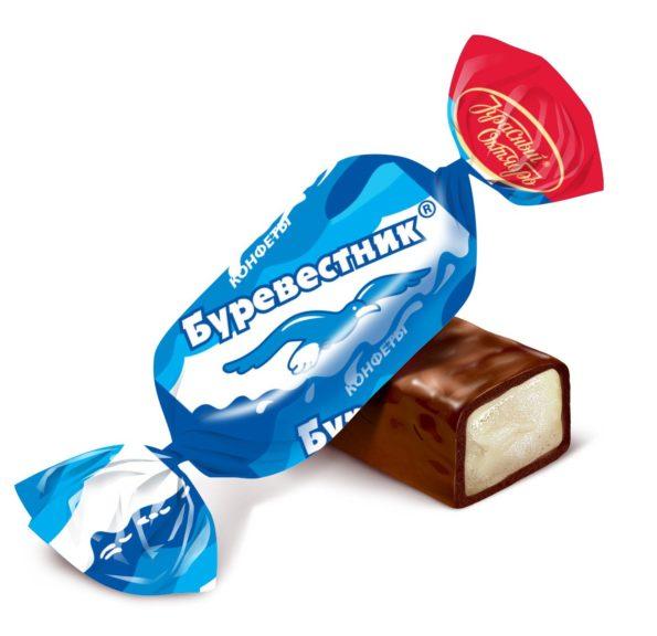 Помадные конфеты